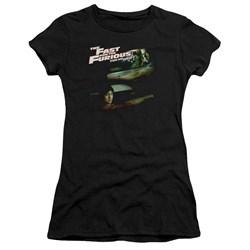 Tokyo Drift - Juniors Drifting Together Premium Bella T-Shirt