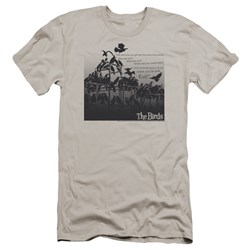 Birds - Mens Evil Premium Slim Fit T-Shirt