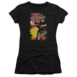 Tokyo Drift - Juniors Drifting Crew Premium Bella T-Shirt
