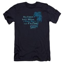 Fast Times Ridgemont High - Mens All I Need Premium Slim Fit T-Shirt