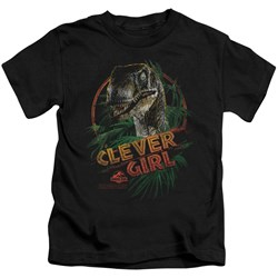 Jurassic Park - Youth Clever Girl T-Shirt