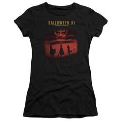 Halloween Iii - Juniors Season Of The Witch Premium Bella T-Shirt