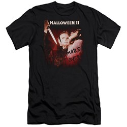 Halloween Ii - Mens Nightmare Premium Slim Fit T-Shirt