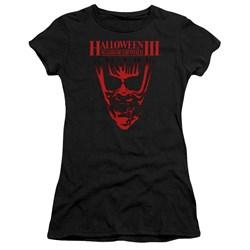 Halloween Iii - Juniors Title Premium Bella T-Shirt