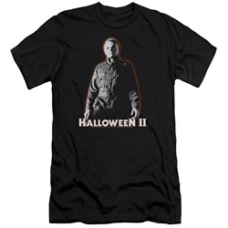 Halloween Ii - Mens Michael Myers Premium Slim Fit T-Shirt