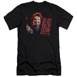 Childs Play 3 - Mens Good Guy Premium Slim Fit T-Shirt