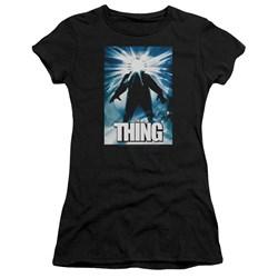 Thing - Juniors Poster Premium Bella T-Shirt