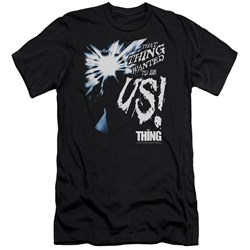 Thing - Mens Wanted To Be Us Premium Slim Fit T-Shirt