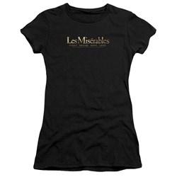 Les Miserables - Juniors Logo Premium Bella T-Shirt