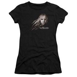 Les Miserables - Juniors Cosette Face Premium Bella T-Shirt
