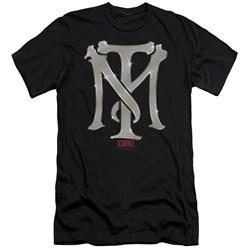 Scarface - Mens Tm Bling Premium Slim Fit T-Shirt