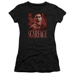 Scarface - Juniors Opportunity Premium Bella T-Shirt