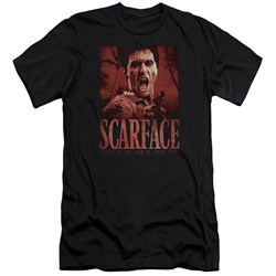 Scarface - Mens Opportunity Premium Slim Fit T-Shirt