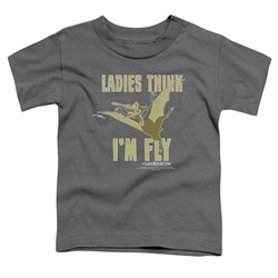 Land Before Time - Toddlers Im Fly T-Shirt