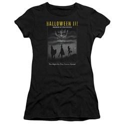 Halloween Iii - Juniors Kids Poster Premium Bella T-Shirt