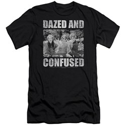 Dazed And Confused - Mens Rock On Premium Slim Fit T-Shirt
