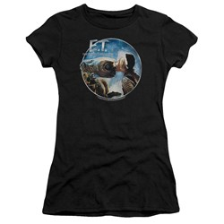 Et - Juniors Gertie Kisses Premium Bella T-Shirt