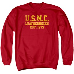 Us Marine Corps - Mens Leathernecks Sweater