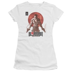 Bloodshot - Juniors Reborn Premium Bella T-Shirt