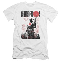Bloodshot - Mens Death By Tech Premium Slim Fit T-Shirt