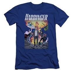 Harbinger - Mens Foot Forward Premium Slim Fit T-Shirt