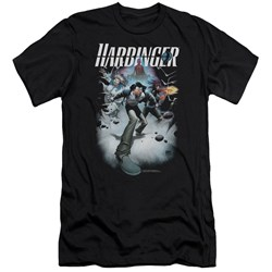 Harbinger - Mens 12 Premium Slim Fit T-Shirt
