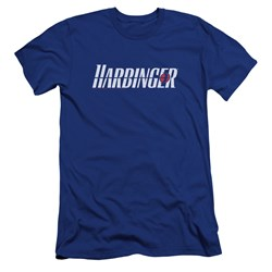 Harbinger - Mens Logo Premium Slim Fit T-Shirt