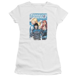 Harbinger - Juniors Gals Premium Bella T-Shirt