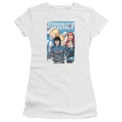 Harbinger - Juniors Gals Premium Bella T-Shirt