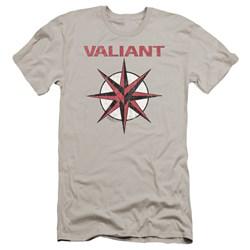 Valiant - Mens Vintage Valiant Premium Slim Fit T-Shirt