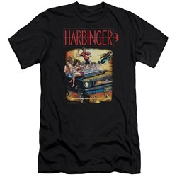 Harbinger - Mens Vintage Harbinger Premium Slim Fit T-Shirt