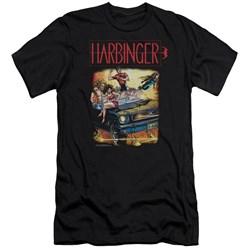 Harbinger - Mens Vintage Harbinger Premium Slim Fit T-Shirt