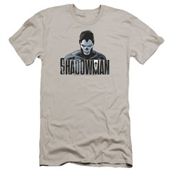 Shadowman - Mens Shadow Stare Premium Slim Fit T-Shirt