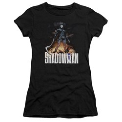 Shadowman - Juniors Shadow Victory Premium Bella T-Shirt