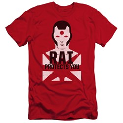 Rai - Mens Protector Premium Slim Fit T-Shirt