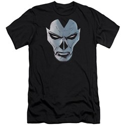 Shadowman - Mens Comic Face Premium Slim Fit T-Shirt