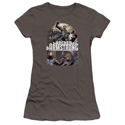 Archer & Armstrong - Juniors Dropping In Premium Bella T-Shirt