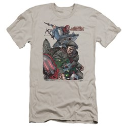 Archer & Armstrong - Mens Bottle Smash Premium Slim Fit T-Shirt