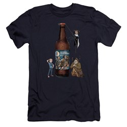 Archer & Armstrong - Mens Ale Premium Slim Fit T-Shirt