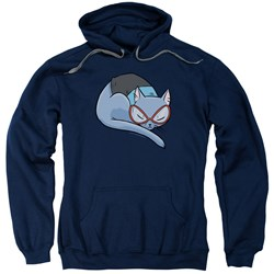 Valiant Comics - Mens Kris Hathaway Cat Cosplay Pullover Hoodie