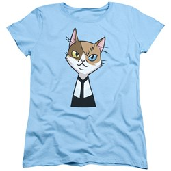 Valiant Comics - Womens Doctor Mirage Cat Cosplay T-Shirt