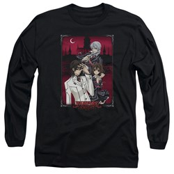 Vampire Knight - Mens Castle Pose Long Sleeve T-Shirt