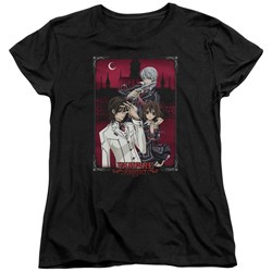 Vampire Knight - Womens Castle Pose T-Shirt
