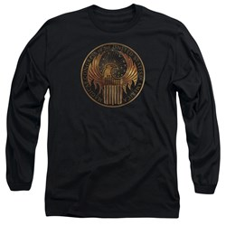 Fantastic Beasts - Mens Magical Congress Crest Long Sleeve T-Shirt