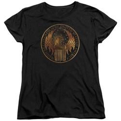 Fantastic Beasts - Womens Magical Congress Crest T-Shirt