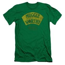Fantastic Beasts - Mens Muggle Worthy Slim Fit T-Shirt