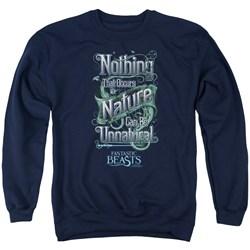 Fantastic Beasts - Mens Unnatural Sweater