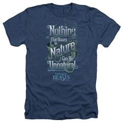Fantastic Beasts - Mens Unnatural Heather T-Shirt