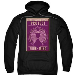 Fantastic Beasts - Mens Protect Your Mind Pullover Hoodie