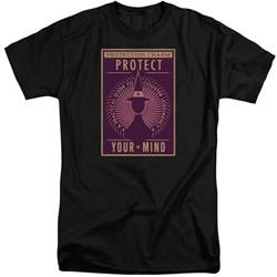 Fantastic Beasts - Mens Protect Your Mind Tall T-Shirt